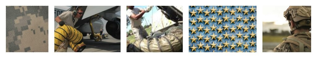 RiteChoice Ducting for Military Use