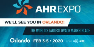 RiteChoice Ducting at the AHR EXPO