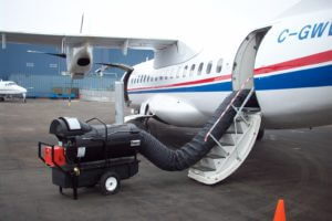 RiteChoice Ducting working for the airline industry